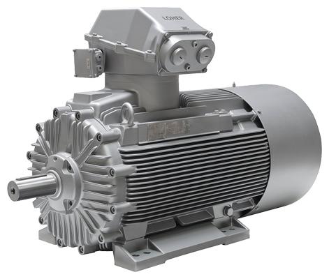 Siemens-Loher 1MD